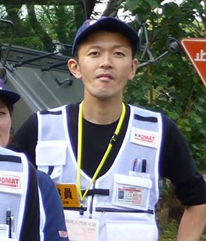 日本DMAT隊員